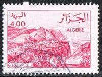 Algeria SG862 1984 Views (2nd series) 4d good/fine used
