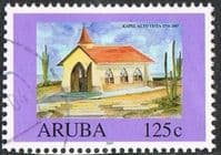 Aruba 2007 Definitive 125c good/fine used