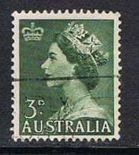 Australia SG262 1953 Definitive 3d good/fine used