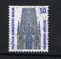 Berlin SG B782a 1989 Definitive 50pf good/fine used