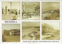 BEXHILL multiview posted 2001 (Judge's, C17466)