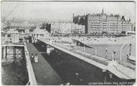 BRIGHTON from the West Pier posted 1907 (Elite Pictorial)