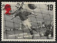GB SG1925 1996 European Football Championship 19p good/fine used