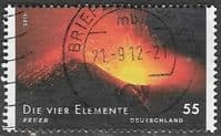 Germany 2011 'The Four Elements' 55c type 4 good/fine used