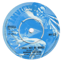 Barrino Brothers I Shall Not Be Moved Invictus