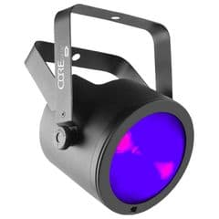Chauvet COREpar UV USB 70W COB LED Ultraviolet UV Blacklight Wash or Beam Light