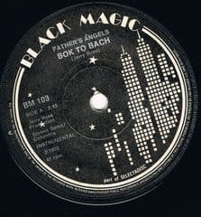 Fathers Angels Bok To Bach Black Magic