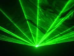 Green Laser (Hire Cost per Day)