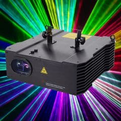 High Power 1W Multicolour Laser (Hire Cost per Day) Awesome