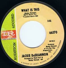 Jackie DeShannon What Is This Imperial Demo