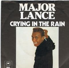 Major Lance Hey Little Girl Crying In The Rain Epic