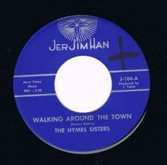 The Hymes Sisters Walking Around The Town JerJimHan M-