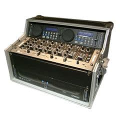 Twin CD and Mixer Package (Hire Cost per Day)