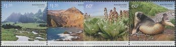 AAT SG193a-5a Macquarie Island set of 4 in pairs