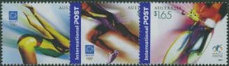 AUS SG2403-5 Olympic Games 2004, Athens set of 3