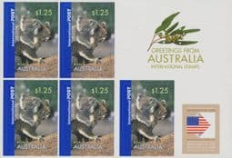 Australian Stamps SG2640b Int Stamps: