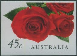 Australian Stamps SG1843 45c Greetings Stamp, Romance self-adhesive from booklet (exSB128)