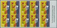 AUS SG2916a Organ and Tissue Donation self-adhesive booklet pane (SB261) of 10