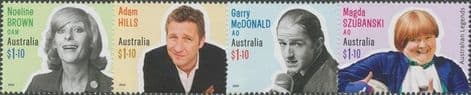 AUS 15/04/2020 Australian Legends (24th Series): Comedy set of 4