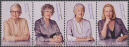 AUS SG3533a Australian Legends (15th Series): Advancing Equality strip of 4