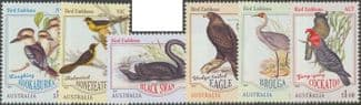 AUS 21/04/2020 Bird Emblems set of 6