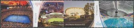 AUS 24/03/2020 Sports Stadiums (Series 2) set of 4