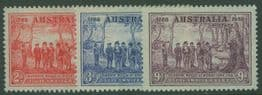 AUS SG193-5 New South Wales set of 3