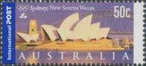 AUS SG1982 50c. Sydney Opera House, New South Wales