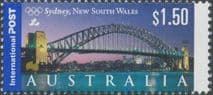 AUS SG1984 $1.50 Sydney Harbour Bridge, New South Wales