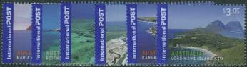 AUS SG2769-74 International Post: Island Jewels set of 6