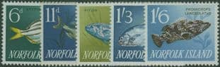 NFI SG43-8 Fishes set of 6