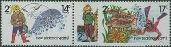 NZ SG1225a-7 Children Fishing health set of 3 including pair