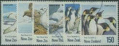 NZ SG1573-8 Antarctic Birds set of 6
