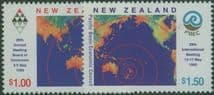 NZ SG1881-2 Economic Meetings, Auckland set of 2