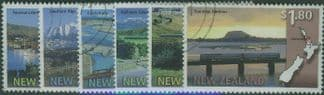 NZ SG2091-6 Scenic Railway Services set of 6