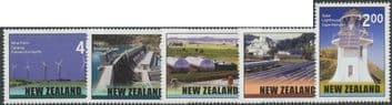 NZ SG2887-91 Renewable Energy set of 5