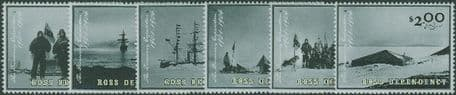 ROSS SG78-83 Centenary of Discovery Expedition set of 6