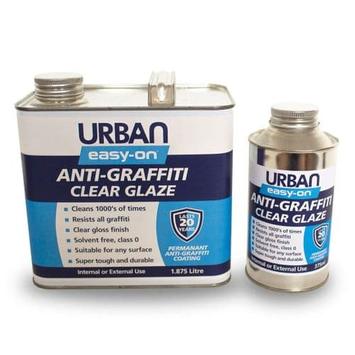 Anti Graffiti Coating - Easy On (2.25 Ltr)