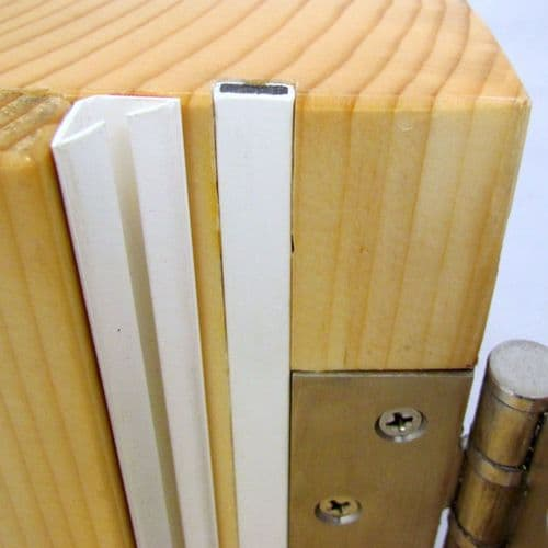 ASP Seal Single Fin (Light Oak - Doorset pack 2x 2.1m plus 1x 1m)