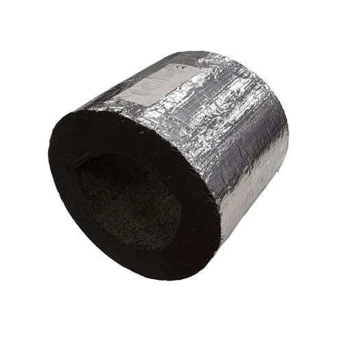 Intumescent Ventilation Fire Duct Sleeve - CE Marked (Circular 100mm diam)