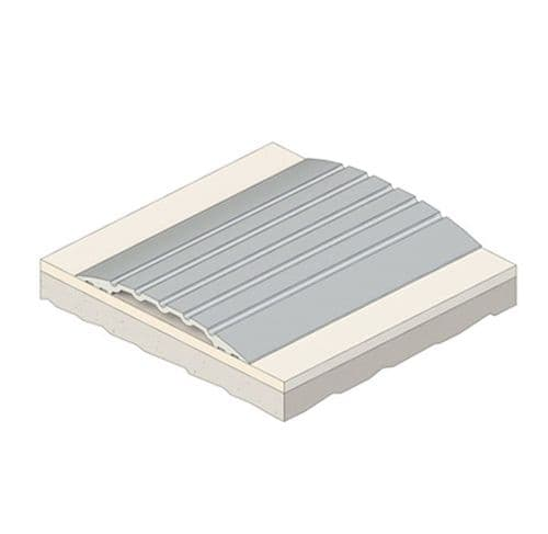 Low Profile & Fire Rated Plate - RP115 (1000mm)