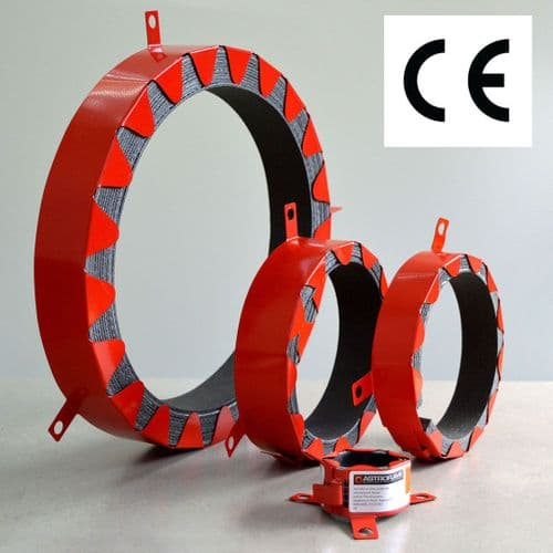 Pipe Collars (82mm - 125mm ) - CE Marked