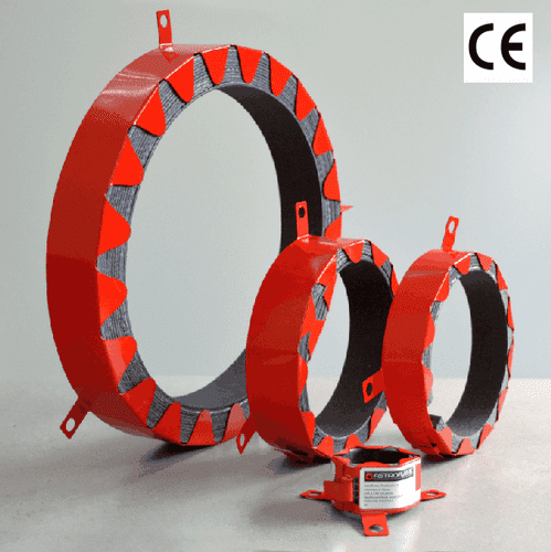 Pipe Collars - CE Marked (110mm)