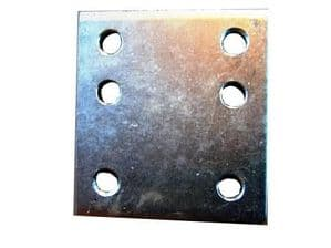 6 HOLE TOWBALL DROP PLATE