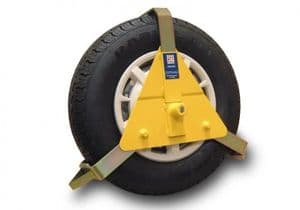 STRONGHOLD 10 TO 14 in WHEEL CLAMP SH5434