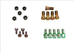 WHEEL STUDS /  NUTS + WHEEL BOLTS