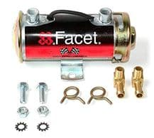 Facet Fuel Pump 4.0-5.5 psi - to 150bhp 476087 [Clamshell Kit FEP87SV]