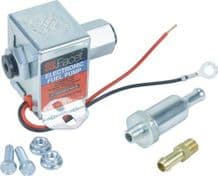 FACET Solid State Fuel Pump 40106 4.0-7.0psi [Clamshell Kit, FEP12SV]