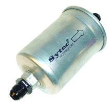 SYTEC MOTORSPORT FUEL FILTER JIC 6 (AN6) TAILS SSFM002
