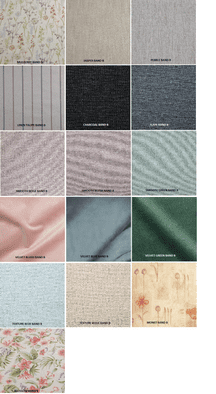 Click To See Full Range Of B BAND cushion coverings.